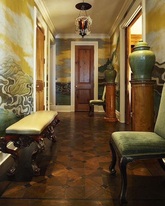 Interior Design by Jeffrey Alan Marks of Million Dollar Decorators