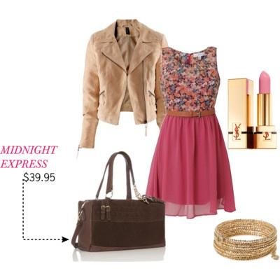 Midnight Express tote #handbags