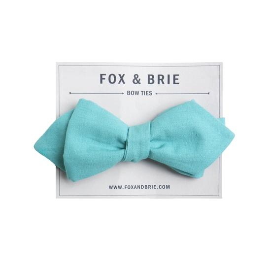 fox & brie bow tie
