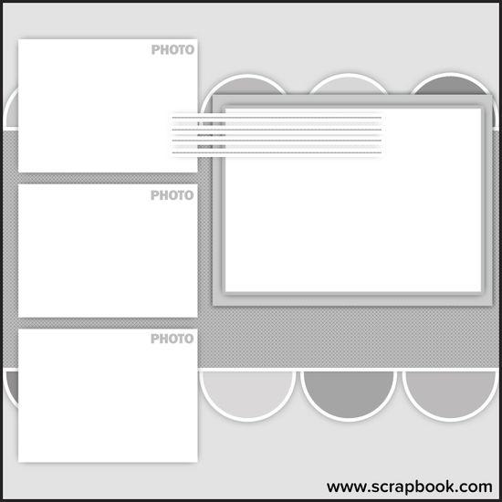 Sketch 9 - Scrapbook.com