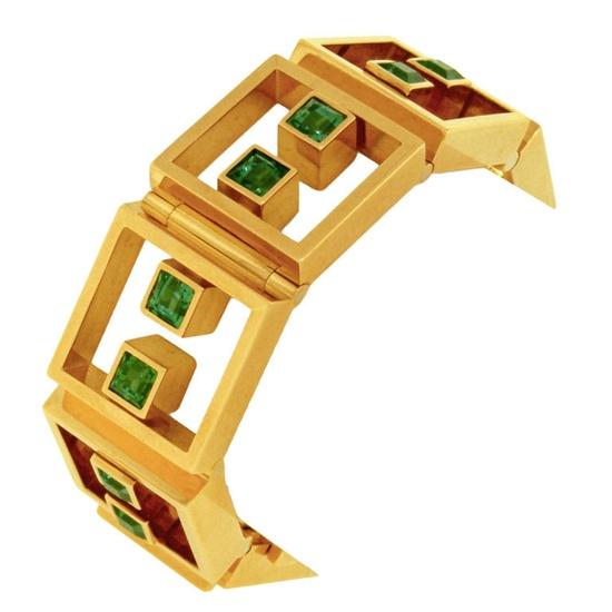 TRUDEL Modernist Tourmaline Bracelet