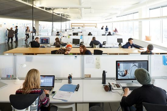Inside mono's New Office Designed For Culture & Creativity - Office Snapshots