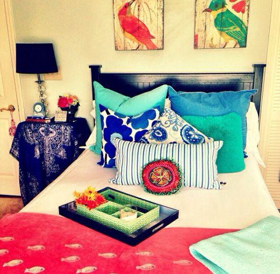 My bedroom decor