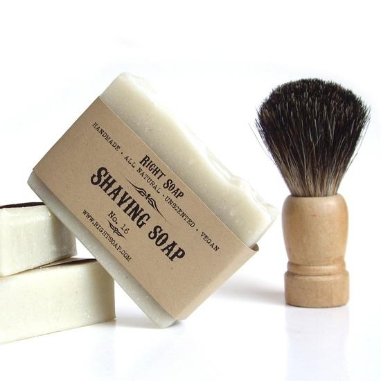 Mens soap - Shaving Soap - gift for men, Men Shave soap, All Natural Soap,. $6.00, via Etsy.