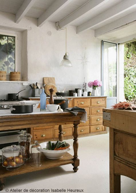 rustic - french country