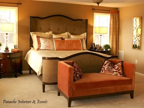 Panache Design Bedroom - November 2011