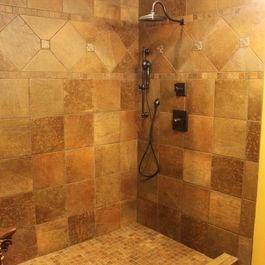 Love the tile design!