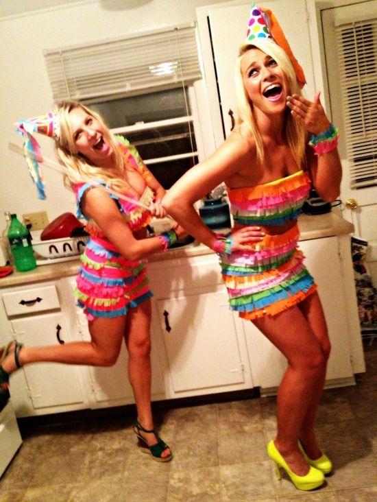 omg i wanna be a piñata next halloween! :)