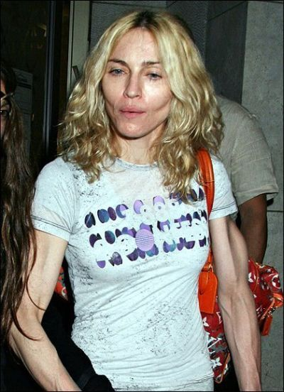- YIKES! Madonna