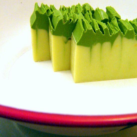 Homemade Soap / CAROLINA SWEETGRASS - Artisan Cold Process Soap -Autumn / South Carolina. $6.75, via Etsy.
