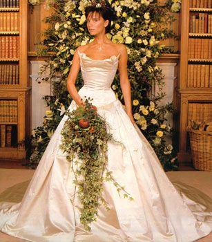 Victoria Beckham #celebrity #wedding