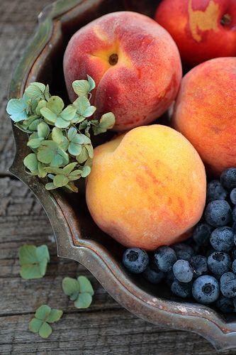 LOVE fresh fruits!