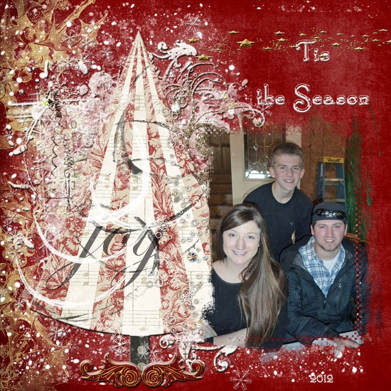 Tis the Season - Scrapbook.com