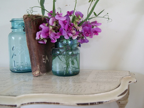 Furniture for the home - how to distress old furniture