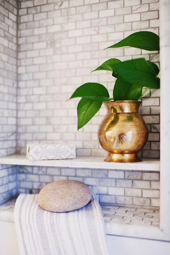 bathroom designed by Christina Loucks