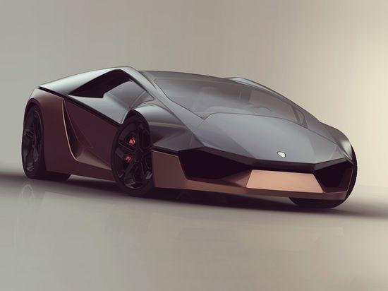 Lamborghini Ganador Concept