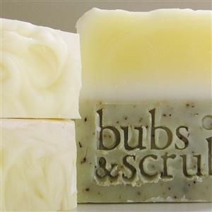 peppermint natural handmade soap $5.85; natural skincare