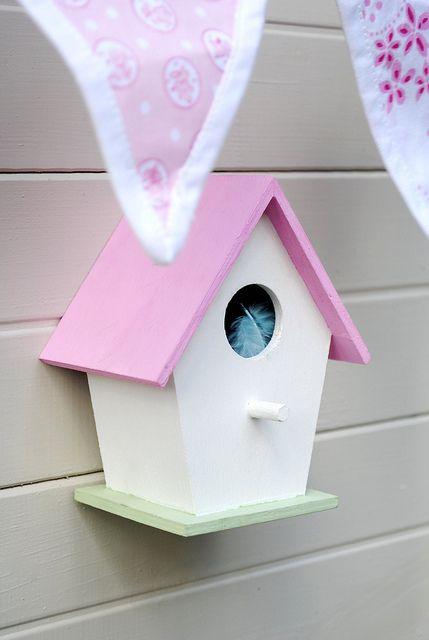Mini bird house