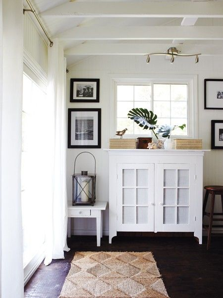 Contemporary cottage design