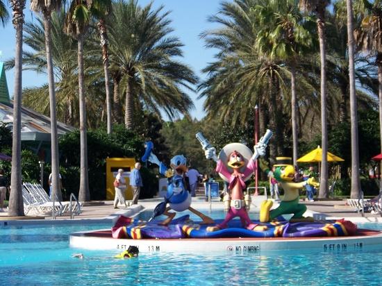 All-Star Music ~ Walt Disney World resort