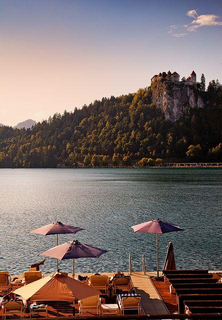 Slovenia - Lazy Days in Bled by John & Tina Reid