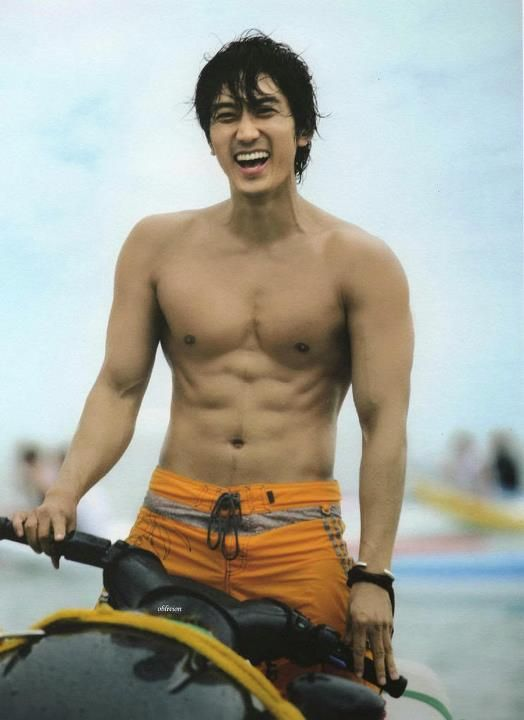 Song Seung Heon :)