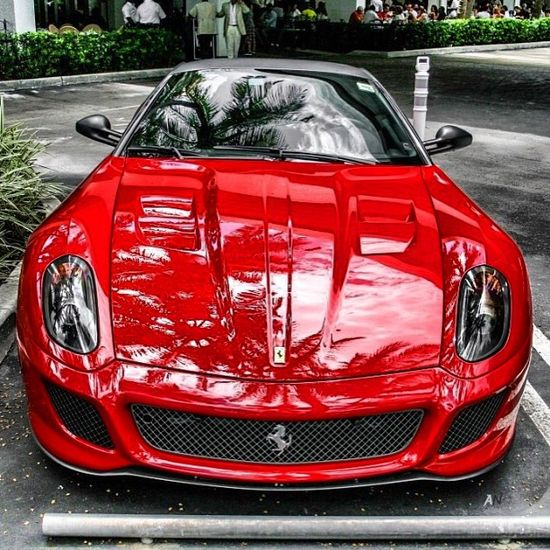 Ferrari 599 - simply beautiful!