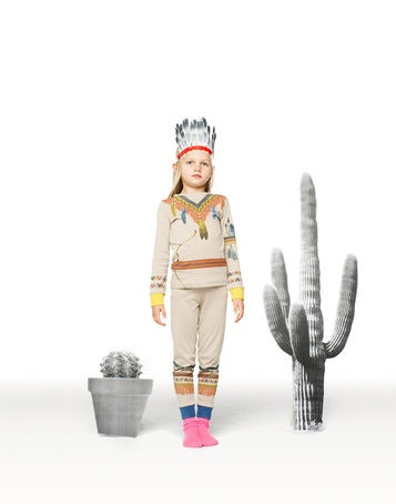 Cool kids outfit from Stella McCartney