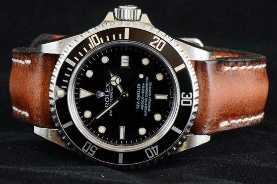 Rolex Submariner watch.