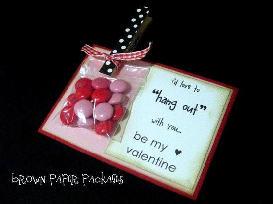 Be my valentine M