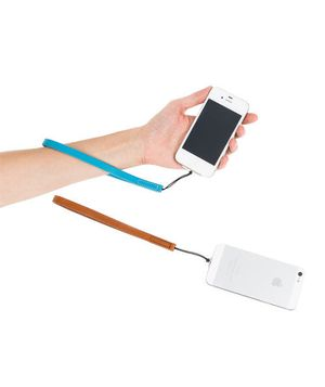 This iPhone Wrist Strap from Photojojo will prevent you from dropping your device when snapping the perfect Instagram pic.