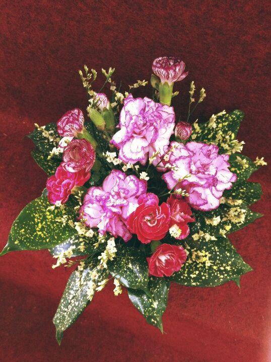 Small Table Flower Arrangement