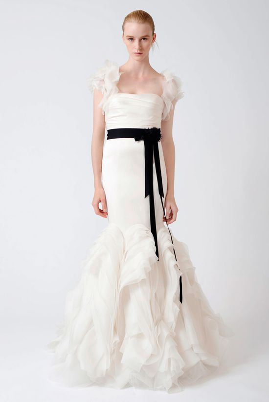 "Vera Wang ""Ethel"" gown at select Nordstrom Wedding Suites"