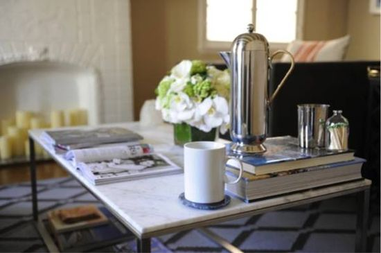 Living Together: 5 Decorating Tips for Couples by @Alex Jones André