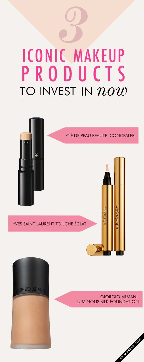 3 classic makeup products that will NEVER go out of style // every girl should own these!