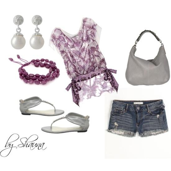 like the purple top!