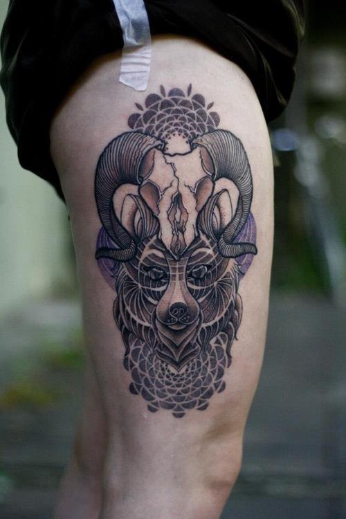 Love this tattoo. #tattoo #tattoos #ink