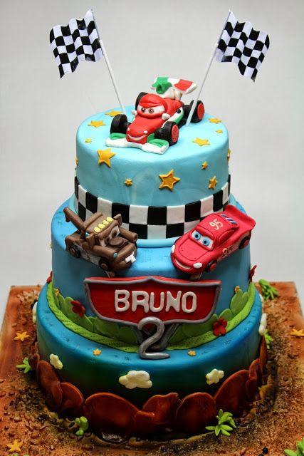 CARS ...London Cakes