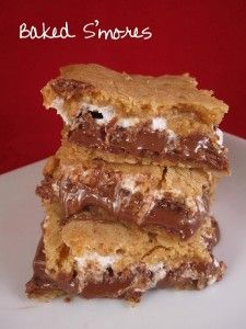 Baked S'mores (click pict for recipe)