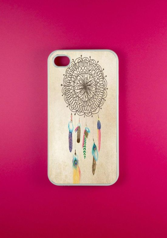 Dream Catcher Iphone Case,Iphone 4 case, Iphone 4s