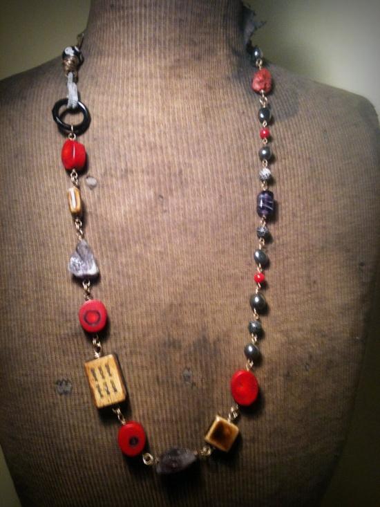 Fun vintage jewelry