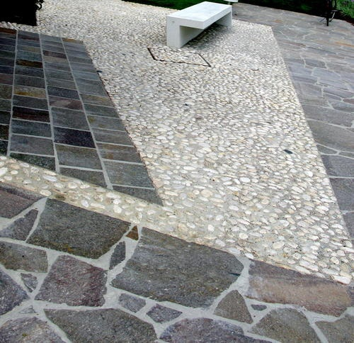 material, pavers
