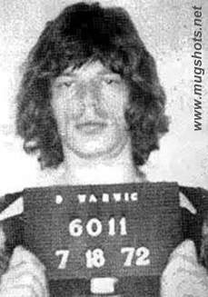 Sir Mick Jagger arrested for fighting in 1972.
