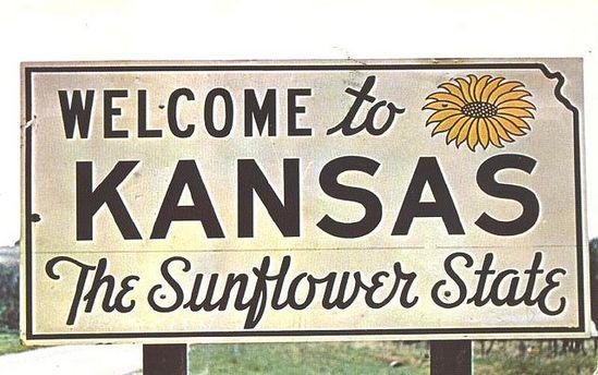 Welcome to Kansas!