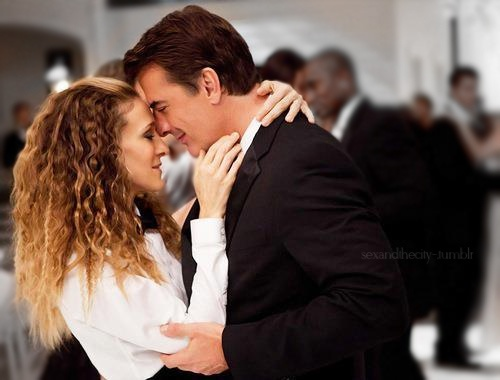 Carrie & Mr.Big - Sex and the City