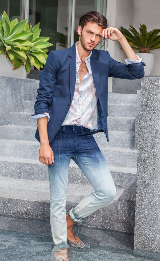 Guess Spring/Summer 2013 #Fashion #Style #Men #Summer #Him