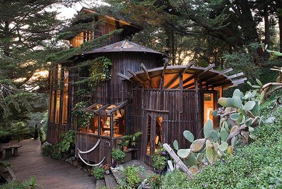 Somewhere I would like to live: Handmade Houses