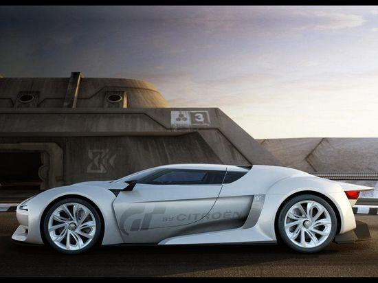 Citroen GT Concept Car