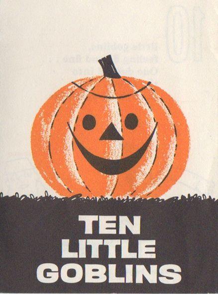 Vintage Halloween Ephemera ~ Minnesota Department of Health Halloween Safety Pamphlet * Circa, 1960's