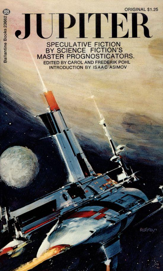 Jupiter, book cover
